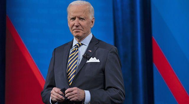 ABD Başkanı Biden'dan yeni ve temiz enerji teknolojilerine yatırım çağrısı