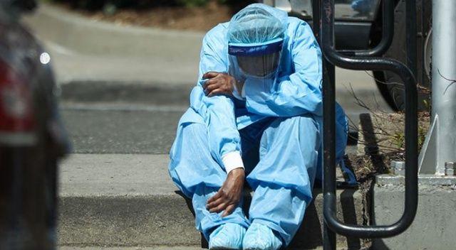 ABD'de, Kovid-19 aşısı tamamlanan kişilerin virüse yakalanma oranının 100 binde 8 olduğu belirtildi