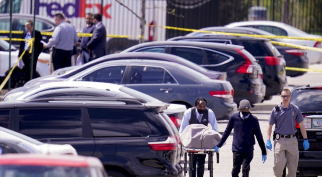 ABD'deki FedEx saldırganının kimliği belirlendi
