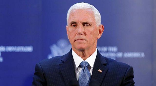 ABD'nin eski Başkan Yardımcısı Mike Pence'e kalp pili takıldı