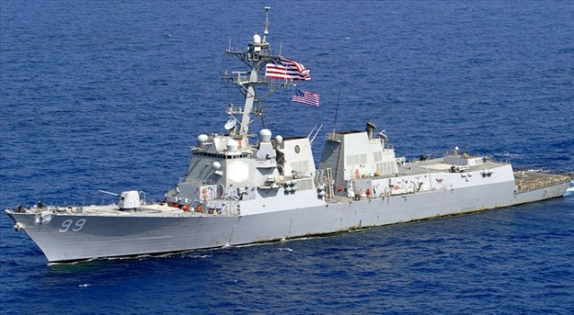 ABD, Ukrayna'ya destek için gemi gönderecek