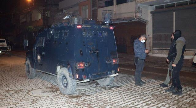 Adana'da şafak vakti PKK operasyonu: 8 gözaltı