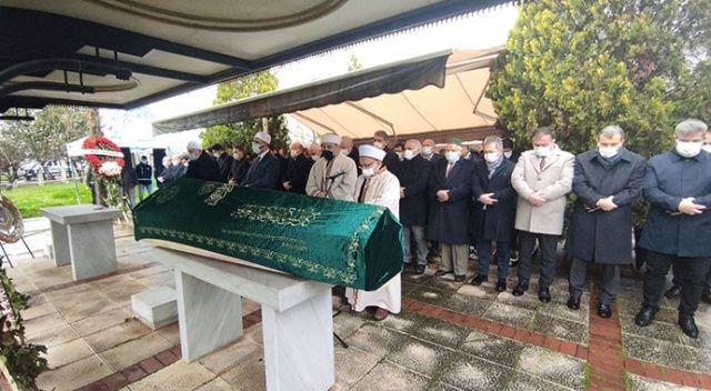 AK Parti İstanbul Milletvekili Erol Kaya'nın vefat eden annesi toprağa verildi