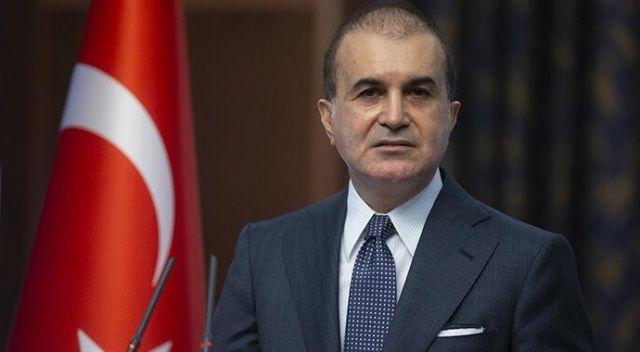 """Ömer Çelik'ten Kılıçdaroğlu'na: """"Bu son derece koordinatsız, yönünü kaybetmiş yaklaşımdır"""""""