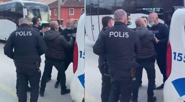 Alkollü doktor ve ilaç mümessili hastanede polislere saldırdı: 2 gözaltı