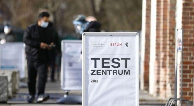 Almanya'da Covid-19'dan ölenlerin sayısı 80 bine yaklaştı