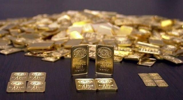 Altının gramı yılın zirvesinde