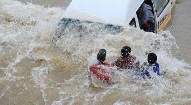 Angola'da sel: 14 ölü