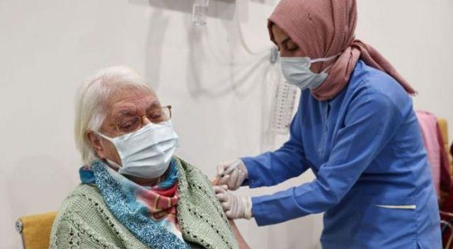 Aşı, yaşlıları kurtardı
