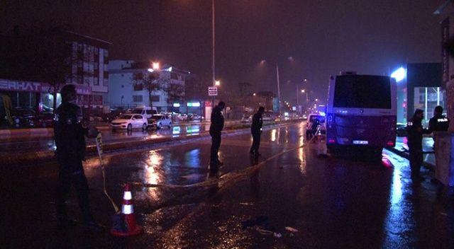 Ataşehir'de çarptığı kadının ölümüne neden olan sürücü yakalandı