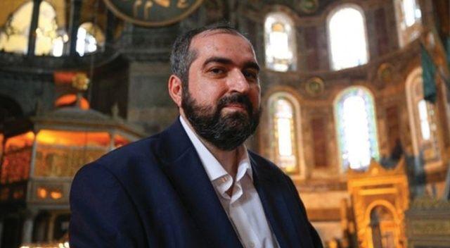 Ayasofya baş imamı Prof.Dr.Mehmet Boynukalın görevi bıraktı