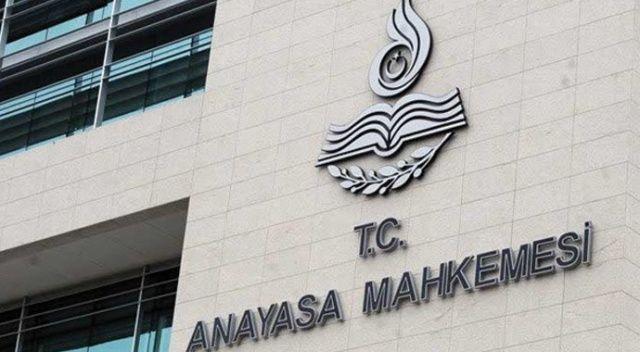 AYM, HDP'nin kapatılmasına ilişkin iddianameyi Yargıtay'a iade etti