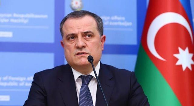 """Azerbaycan Dışişleri Bakanı Bayramov: """"Biden tarihi gerçekleri çarptırıyor"""""""