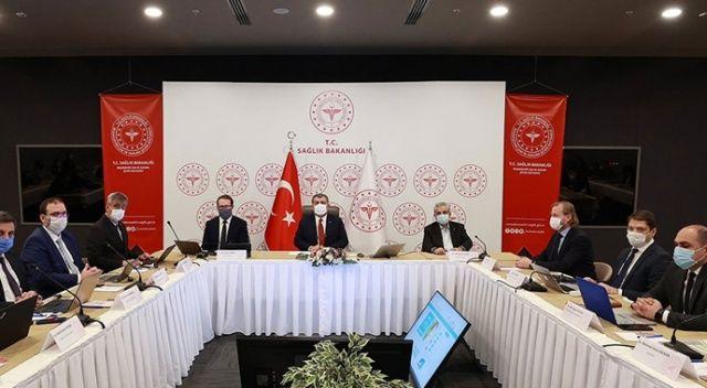 Bakan Koca: İstanbul'da vaka sayılarında yaklaşık yüzde 20 düşüş oldu
