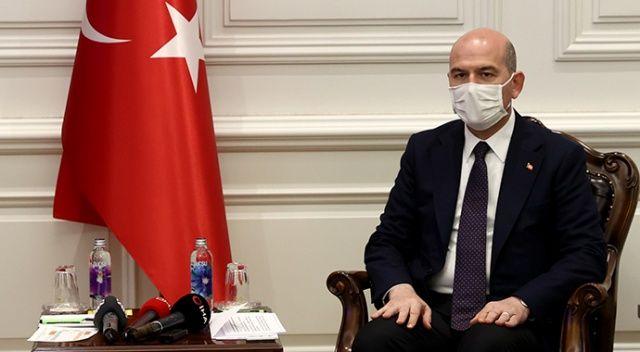 Bakan Soylu, Bosna Hersek Güvenlik Bakanı Cikotic ile bir araya geldi
