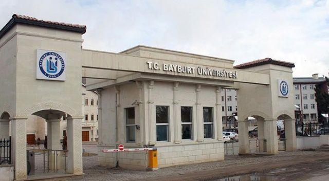 Bayburt Üniversitesi 7 öğretim üyesi alacak