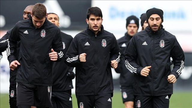 Beşiktaş'ta, Sivasspor maçı hazırlıkları