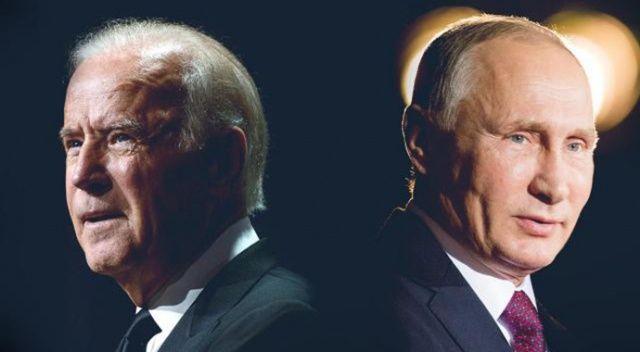 Biden ve Putin'den kritik Ukrayna görüşmesi!
