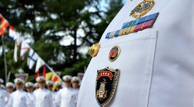 Bildiri yayınlayan 10 amiral adliyeye sevk edildi