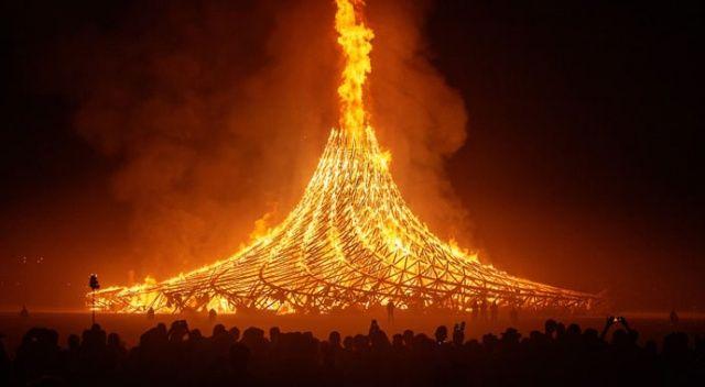 Burning Man müzik festivali bu yıl da iptal edildi