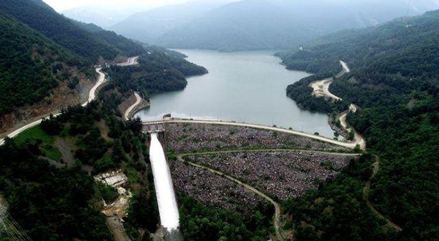 Bursa barajlarının doluluk oranı ortalama yüzde 90 oldu
