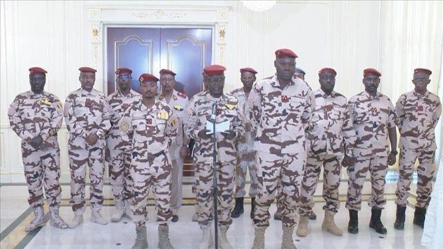 Çad'da ulusal meclisten Askeri Geçiş Konseyi'ne destek