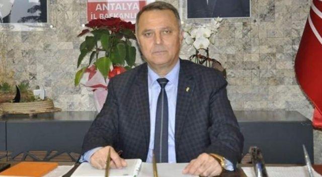 CHP, Antalya İl Başkanı Nusret Bayar'ı görevden aldı