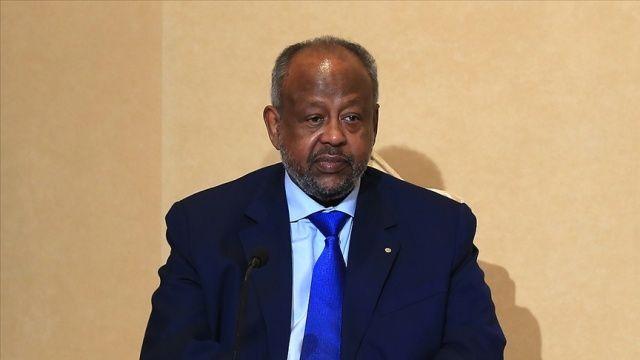 Cibuti'de cumhurbaşkanlığı seçimini İsmail Ömer Ciyle kazandı