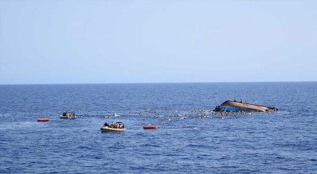 Cibuti'de göçmenleri taşıyan teknenin alabora olması sonucu 34 kişi öldü
