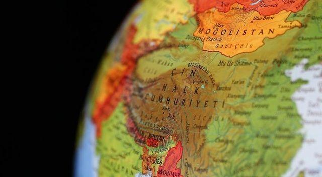 Çin'in Sincan Uygur Özerk Bölgesi'nde su basan kömür madeninde 21 işçi mahsur kaldı