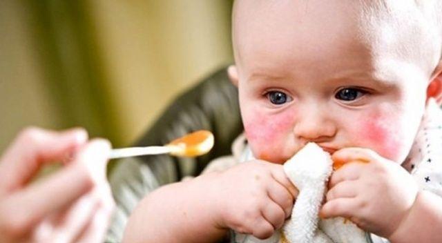 Çocuklarda besin alerjilerine dikkat