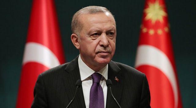 Erdoğan'dan sert açıklama: İfade özgürlüğü değil, Milli iradeye saldırı