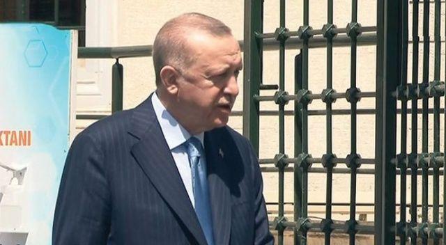 Cumhurbaşkanı Erdoğan: Elimizde yeteri derecede aşı var