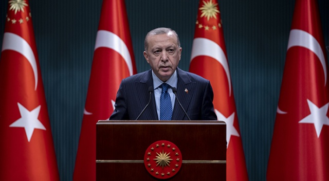 Cumhurbaşkanı Erdoğan: İhtiyaç sahiplerine 1100 TL vereceğiz