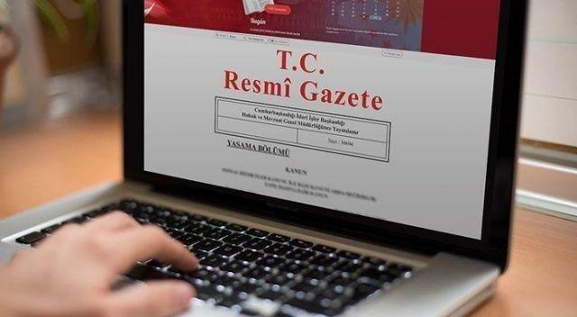 Cumhurbaşkanı Erdoğan'ın imzasıyla Resmi Gazete'de yayımlandı! 'Kesin korunacak hassas alan' ilan edildi