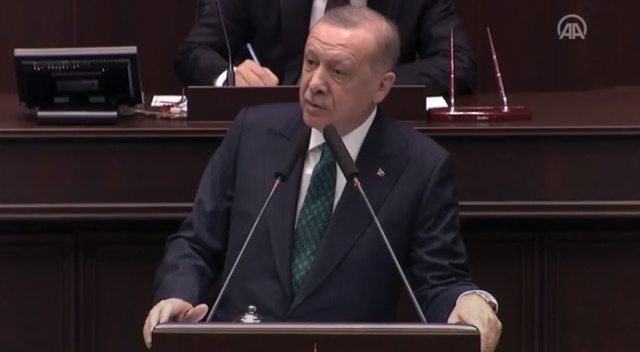 Cumhurbaşkanı Erdoğan: Darbecilerin başkomutanı Kılıçdaroğlu
