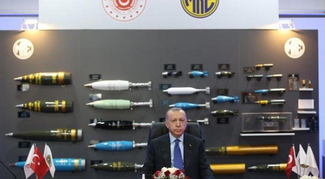 """Cumhurbaşkanı Erdoğan: """"Tahsis ettiğimiz kaynakların karşılığını alıyoruz"""""""