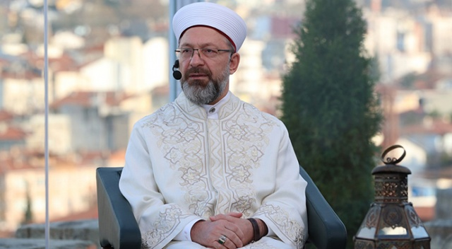 Diyanet Başkanı Erbaş: KKTC'de Kur'ân kurslarının kapatılması kararı kabul edilemez