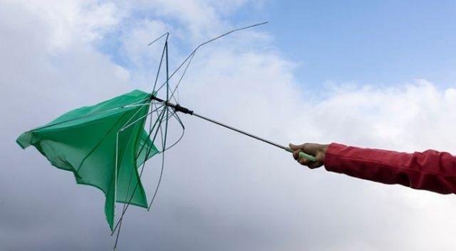 Doğu Anadolu'daki 5 ilde kuvvetli rüzgar bekleniyor