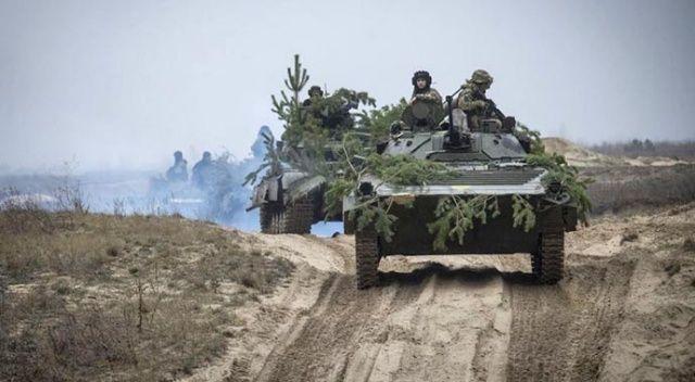 Donbass'ta gerilim yükseliyor: Rus yanlıları saldırdı, bir Ukrayna askeri öldürdü