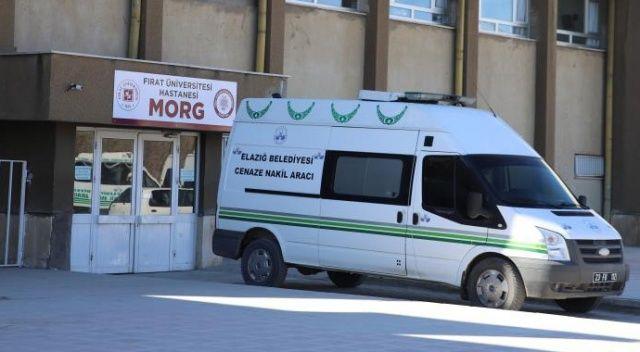 Elazığ'da iş kazası,bir kişi hayatını kaybetti