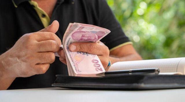 Emekliye ve çek borçlularına müjde