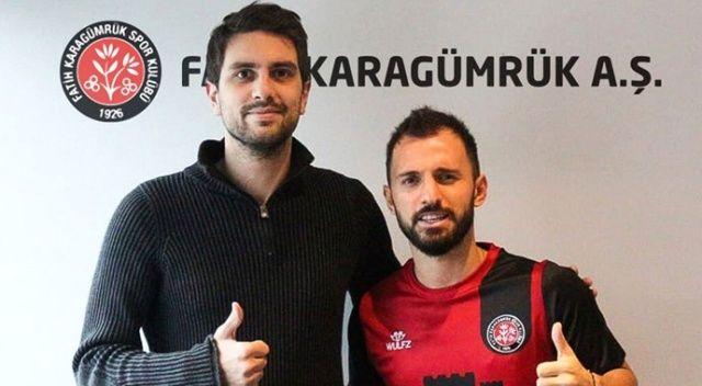 Emre Çolak, Karagümrük'le sözleşmesini feshetti