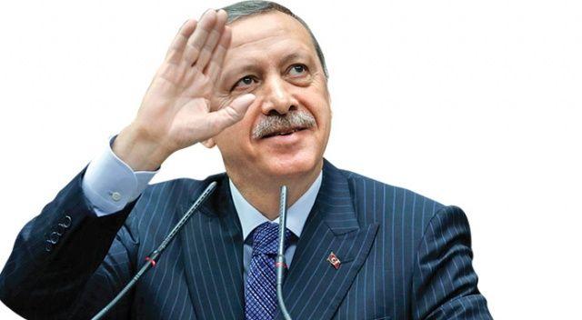 Erdoğan, AK Parti Gençlik Kolları MKYK toplantısına katıldı
