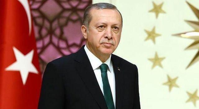 Erdoğan'dan Prens Philip için taziye mesajı