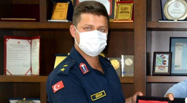 Ereğli Jandarma Komutanı serbest bırakıldı
