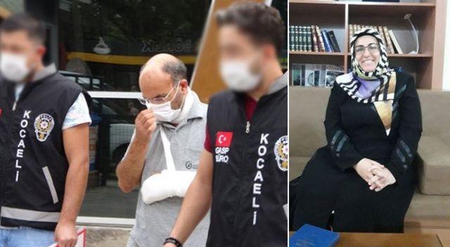 Eşi tarafından boğularak öldürülen kadın, 'Bu adam beni öldürürse boğarak öldürür' demiş