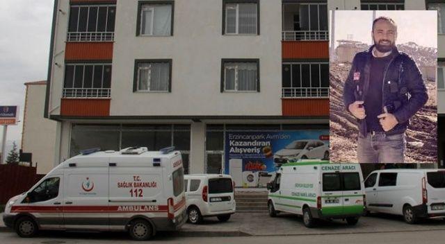 Evinde karantinadaki polis ölü bulundu