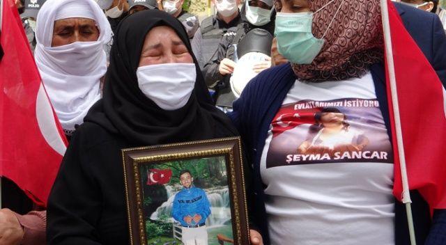 Evladı dağa kaçırılan annenin gözyaşı 7 yıldır dinmiyor