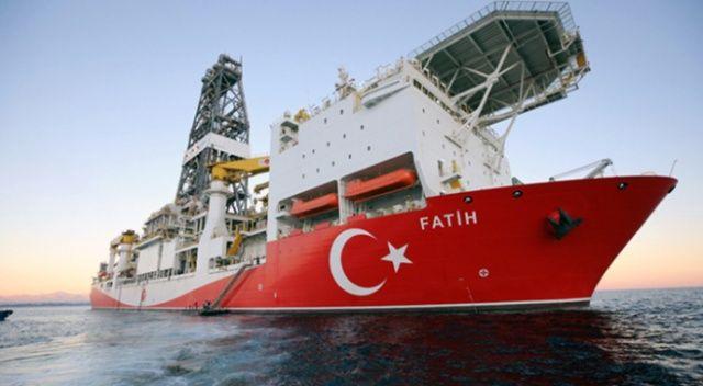 Fatih sondaj gemisi yeni arama kuyusu Karadeniz Amasra-1'e doğru yola çıktı